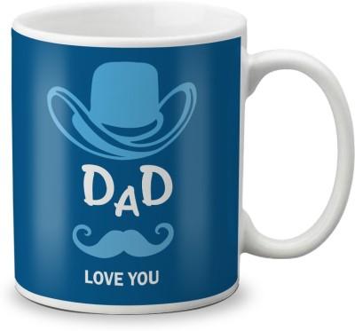 LOF LOF Meri Pyari Maa Gifts For Mother's Day Ceramic Mug(325 ml)  available at flipkart for Rs.299