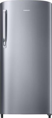 samsung rr19m1723s8 192l 3s single door elegant inox