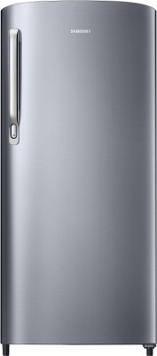 Samsung 192 L Direct Cool Single Door Refrigerator(RR19M1412S8-HL/ RR19M2412S8-NL, Elegant Inox, 2017)