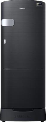 Samsung 192 L Direct Cool Single Door 5 Star Refrigerator Black Inox, RR20M2Z2XBS/NL,RR20M1Z2XBS/HL  Samsung Refrigerators
