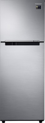 Haier 195 L Direct Cool Single Door 4 Star Refrigerator(Red Magnolia/Red Flower, HED-20FRF)