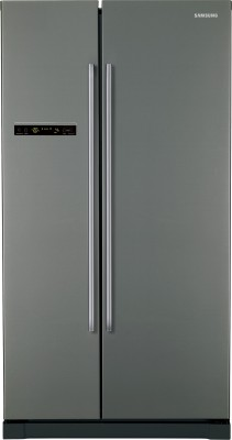 Samsung 545 L Frost Free Side by Side Refrigerator(Metal Graphite, RSA1SHMG1/TL)