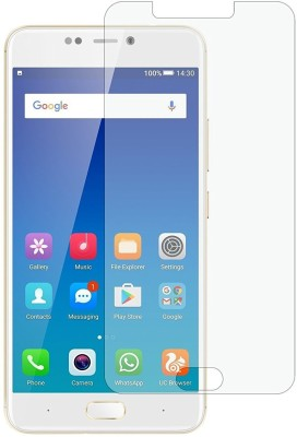 MOBIVIILE Tempered Glass Guard for Gionee A1 Pack of 1