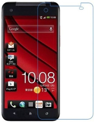 FIVE ON FIVE Tempered Glass Guard for HTC J(Pack of 1)