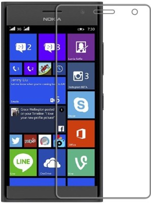 EASYBIZZ Tempered Glass Guard for Nokia Lumia 730(Pack of 1)