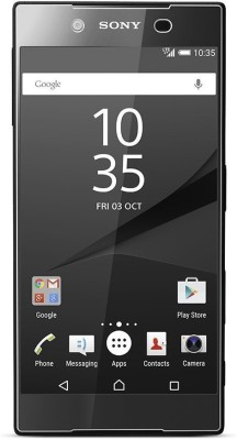 MOBIVIILE Tempered Glass Guard for Sony Xperia Z4(Pack of 1)