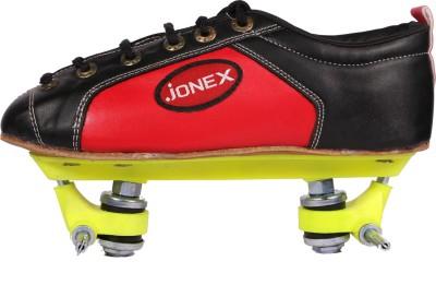 JJ Jonex skate without wheel (junior) (age 13-14) Quad Roller Skates - Size 6 UK(Multicolor)