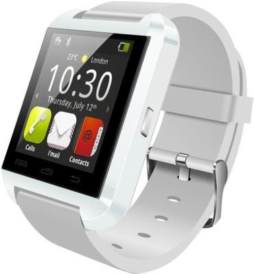 A Connect Z U8SW601-12 phone Smartwatch(White Strap Regular) 1