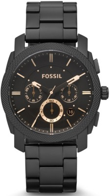 Fossil FS4682 MACHINE Analog Watch For Men