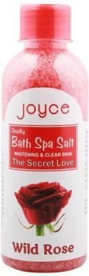 JOYCE BATH SPA SALTTHE SECRET LOVE WILD ROSE(325 g)