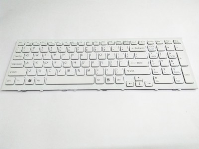 Sony EH Internal Laptop Keyboard(Black & White) at flipkart