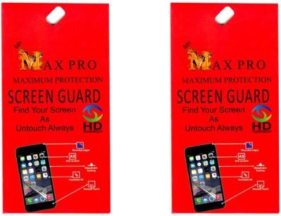 Maxpro Screen Guard for Matte Screen Guard Motorola Moto G5 Plus(Pack of 2)