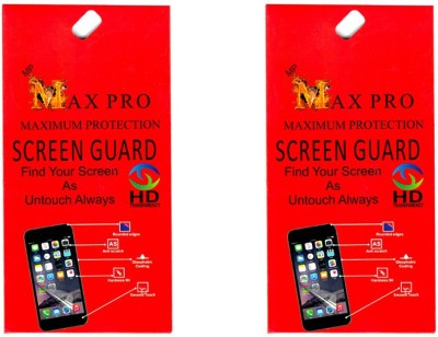 Maxpro Screen Guard for Motorola Moto G5(Pack of 2)