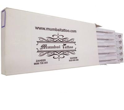 mumbai tattoo 123 Disposable Round Liner Tattoo Needles(Pack of 50)