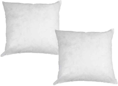 Rhome Solid Bed/Sleeping Pillow Pack of 2(White) at flipkart