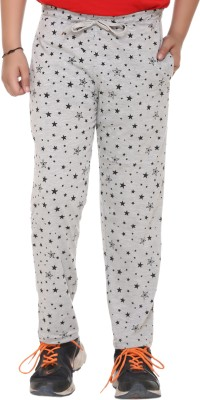Shaun Track Pant For Boys(Grey Pack of 1) at flipkart