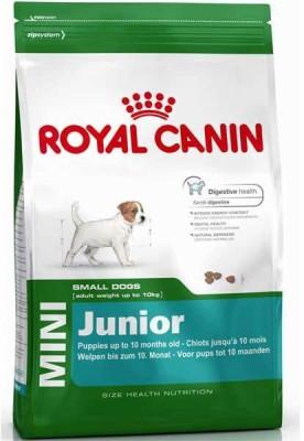 Royal Canin Mini Junior Chicken 8 kg Dry Dog Food
