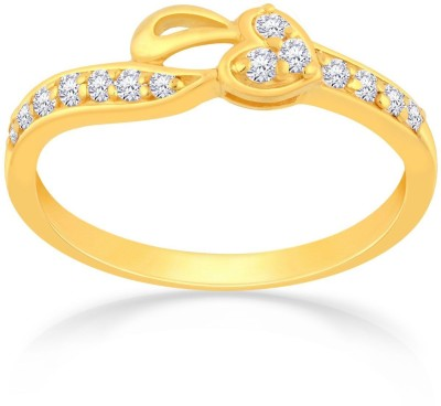 Malabar Gold and Diamonds Malabar 22kt Yellow Gold ring at flipkart