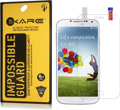 iKare Impossible Screen Guard for Samsung Galaxy S4 I9500(Pack of 1)