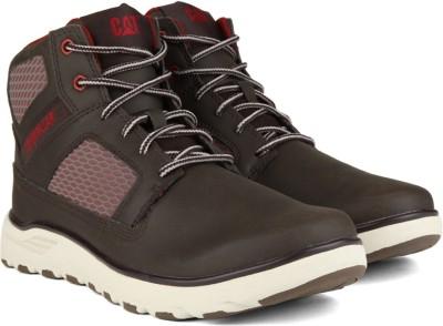 CAT KEON Boots(Brown) at flipkart