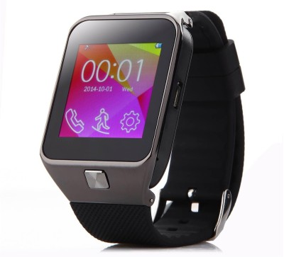 SYL Yezz Andy 5E LTE Black Smartwatch(Black Strap Free Size) at flipkart