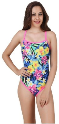 TYR AMAZONIA WOMEN Solid Women Swimsuit at flipkart