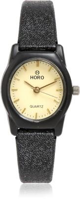 Horo WPL057  Analog Watch For Girls