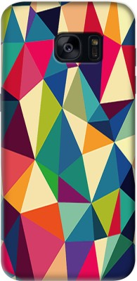 Flipkart SmartBuy Back Cover for Samsung Galaxy S7 Edge Multicolor