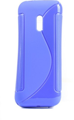 Mystry Box Back Cover for Nokia 105 Purple, Silicon