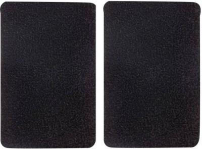 R Lon RLFITBAND 7 Fitness Band Black, Pack of 2