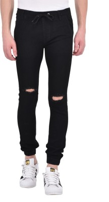 Ansh Fashion Wear Slim Men Black Jeans