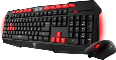 Gamdias GKC 100 Wired USB Gaming Keyboard(Black)