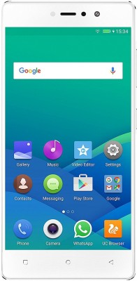 Gionee S6S (Latte Gold, 32 GB)(3 GB RAM) at flipkart