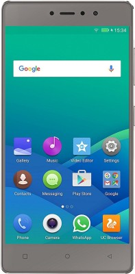 Gionee S6S (Mocha Gold, 32 GB)(3 GB RAM) at flipkart
