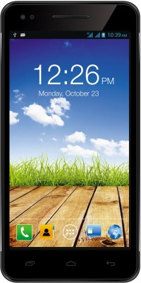 Micromax Canvas Hue 2 A316 Dual Sim (Black, 16 GB)(2 GB RAM)