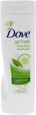 Dove Go Fresh Nourishment Deep Care Complex Body Lotion for Normal Skin(399 ml)