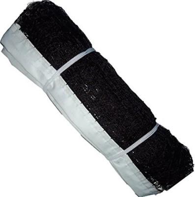 Neulife Nylon Badminton Net With Bag Badminton Net Brown