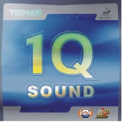 Tibhar 1 Q SOUND 11.3 mm Table Tennis Rubber(Black)