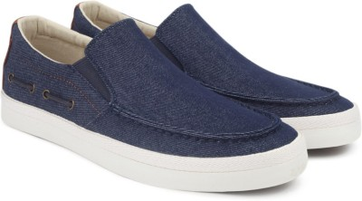 Call It Spring Loafers(Blue) at flipkart