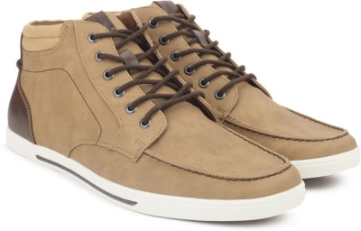 Call It Spring Sneakers(Brown) at flipkart