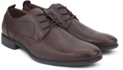 Call It Spring Lace Up(Brown) at flipkart