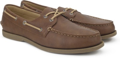 Call It Spring Loafers(Brown) at flipkart