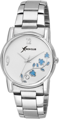 Rich Club RC-4001  Analog Watch For Girls