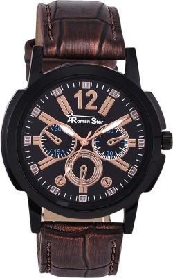 Roman Star RS025 Star Watch  - For Men