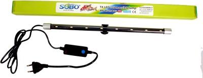 Sobo Blue LED Aquarium Light(Freshwater Planted Tank, Saltwater Fish Tank, Saltwater Reef Tank)