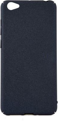 The Little Shop Back Cover for Vivo Y55 / Y55L(Blue, Plastic)