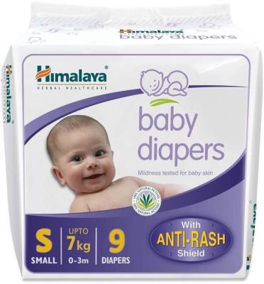 Himalaya Anti-Rash Baby Diapers (54 PCS, S)