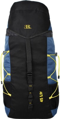 J R Bags Ranger 45 Liters Top Load Rucksack  - 45 L(Blue) at flipkart