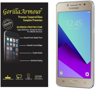 SpyCom Tempered Glass Guard for Samsung Galaxy J2 Pro(full Display Cover)(Pack of 1)