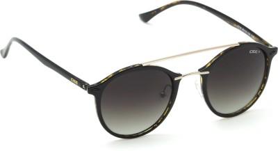 IDEE Round Sunglasses(Black) at flipkart